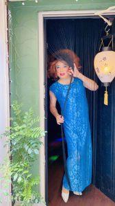2020年秋にオープンした新宿二丁目GBB女将・お仕事女装のカンタでございます。